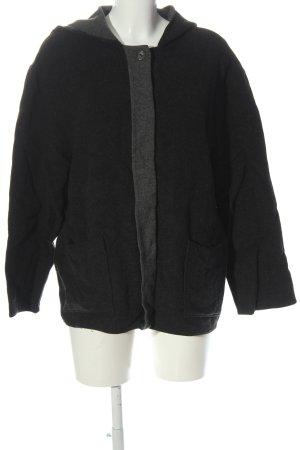 Marc O'Polo Short Coat black-light grey casual look
