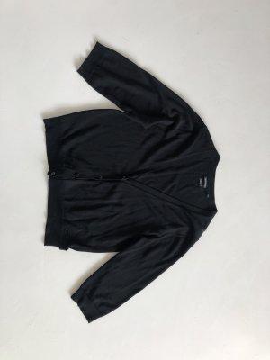 Marc O'Polo Short Sleeve Knitted Jacket black