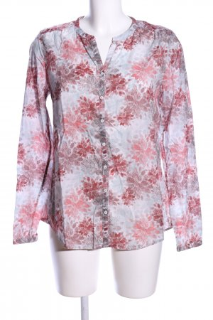 Marc O'Polo Langarm-Bluse Allover-Druck Casual-Look