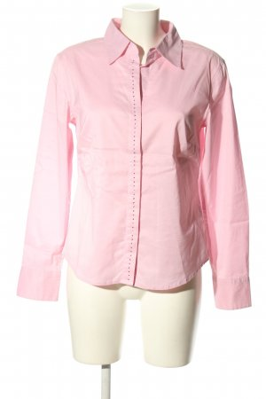 Marc O'Polo Langarm-Bluse pink Business-Look