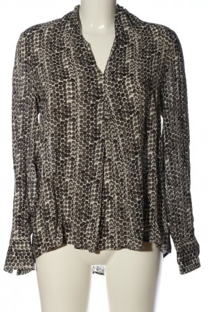 Marc O'Polo Long Sleeve Blouse spot pattern casual look