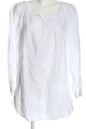 Marc O'Polo Chemise à manches longues blanc style décontracté