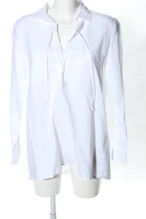 Marc O'Polo Camicia a maniche lunghe bianco stile professionale