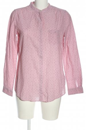 Marc O'Polo Langarmhemd pink Allover-Druck Business-Look