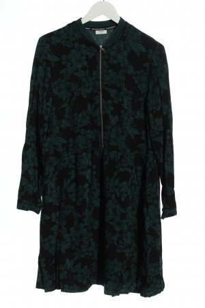 Marc O'Polo Longsleeve Dress black-khaki allover print casual look