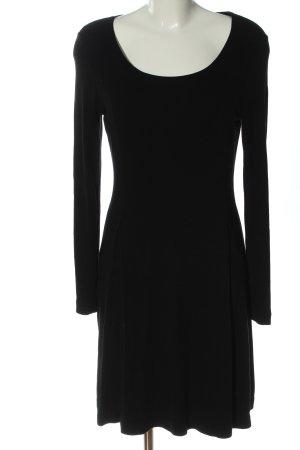 Marc O'Polo Longsleeve Dress black mixture fibre