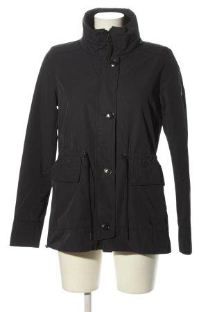 Marc O'Polo Długa kurtka czarny W stylu casual