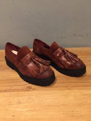 Marc O'Polo Leder Schuhe neu Größe 37,5
