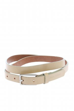 Marc O'Polo Leather Belt natural white casual look