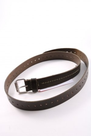 Marc O'Polo Leather Belt brown casual look