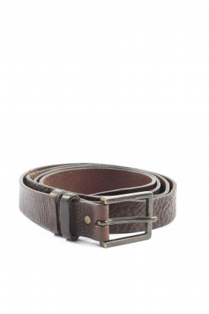 Marc O'Polo Faux Leather Belt brown business style