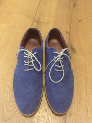 Campus by Marc O'Polo Oxfords blue