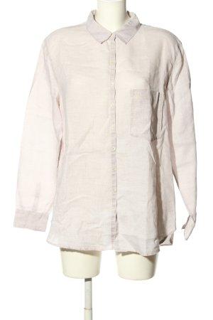Marc O'Polo Linen Blouse light grey casual look