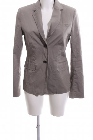 Marc O'Polo Long-Blazer bronzefarben Casual-Look