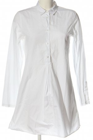 Marc O'Polo Long-Bluse weiß Business-Look
