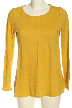 Marc O'Polo Manica lunga giallo pallido stile casual