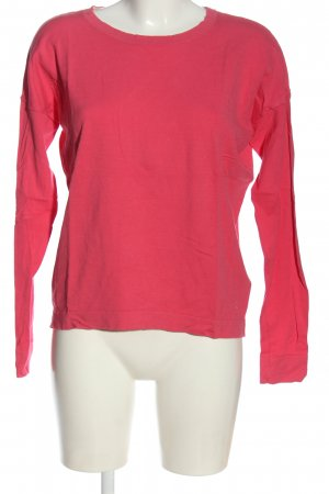 Marc O'Polo Longsleeve pink Casual-Look
