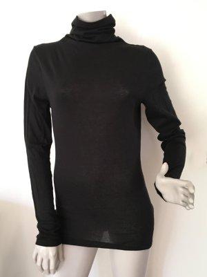 Marc O'Polo Turtleneck Shirt black cotton