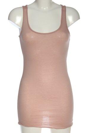 Marc O'Polo Top largo rosa moteado elegante