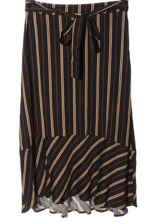 Marc O'Polo Spódnica midi Wzór w paski W stylu casual
