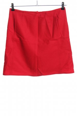 Marc O'Polo Minirock rot Casual-Look