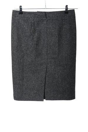 Marc O'Polo Spódnica midi srebrny Melanżowy W stylu biznesowym