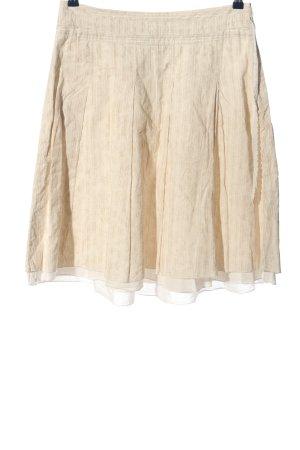 Marc O'Polo Falda midi blanco puro look casual