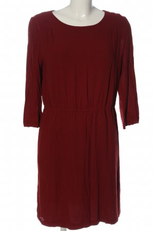 Marc O'Polo Robe courte rouge style décontracté