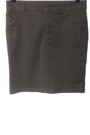 Marc O'Polo Mini rok khaki casual uitstraling