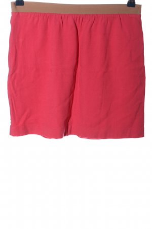 Marc O'Polo Mini rok roze-bruin casual uitstraling