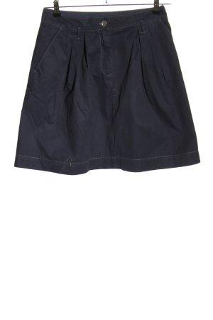 Marc O'Polo Mini rok blauw casual uitstraling