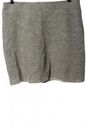 Marc O'Polo Spódnica mini jasnoszary Melanżowy W stylu casual