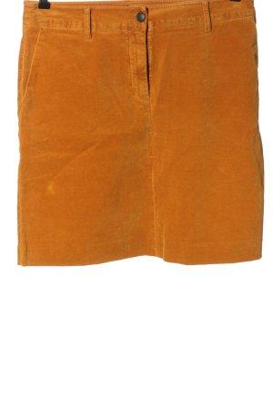 Marc O'Polo Mini-jupe orange clair style décontracté
