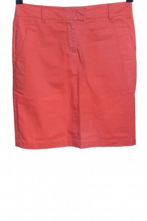 Marc O'Polo Mini rok rood casual uitstraling