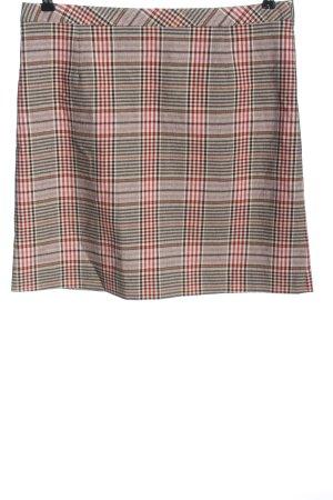 Marc O'Polo Mini rok geruite print casual uitstraling