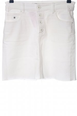 Marc O'Polo Mini rok wit casual uitstraling