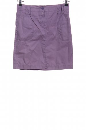 Marc O'Polo Cargo Skirt lilac casual look