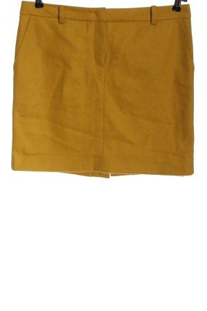 Marc O'Polo Mini rok licht Oranje casual uitstraling