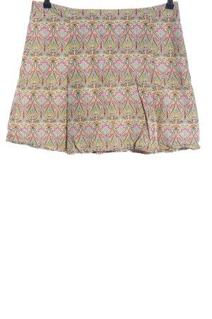 Marc O'Polo Mini rok volledige print casual uitstraling