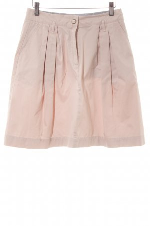 Marc O'Polo Mini rok stoffig roze casual uitstraling