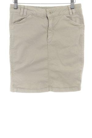 Marc O'Polo Spódnica mini beżowy W stylu casual