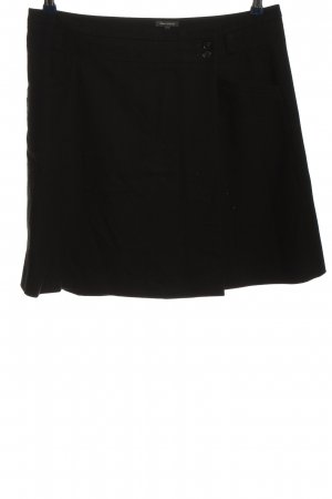 Marc O'Polo Minirock schwarz Casual-Look