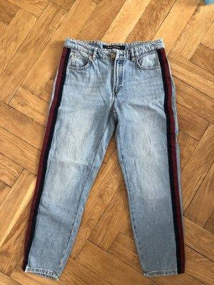 Marc O'Polo Mom Jeans mit Streifen