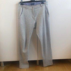 Marc O'Polo Pantalon de jogging gris clair coton