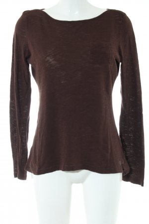 Marc O'Polo Muskelshirt bronzefarben Casual-Look