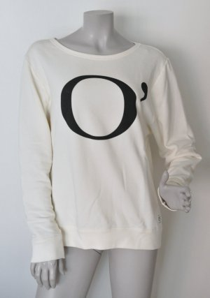 Marc O'Polo O'Sweater 50 Years of O' Sweatshirt 702412954015 Organic Cotton creme Gr. M