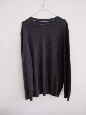 Marc O'Polo Maglione oversize antracite-marrone-nero