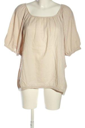 Marc O'Polo Oversized Bluse creme Casual-Look