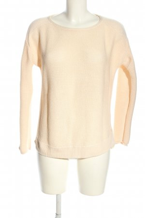 Marc O'Polo Oversized Pullover creme Casual-Look