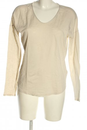 Marc O'Polo Oversized Shirt creme Casual-Look
